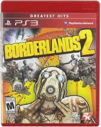 Jogo Borderlands 2 Greatest Hits - Ps3 Usado