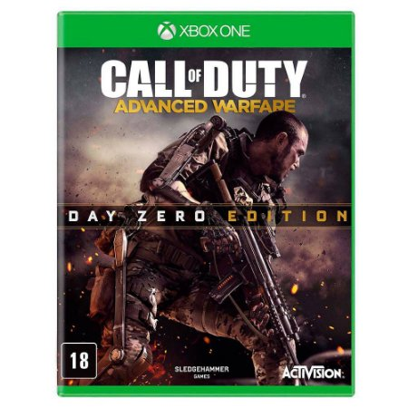 Jogo Call of Duty Advanced Warfare Day Zero - Xbox One Usado