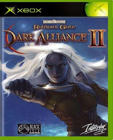 Jogo Dark Alliance 2 - Xbox Mídia Física Usado