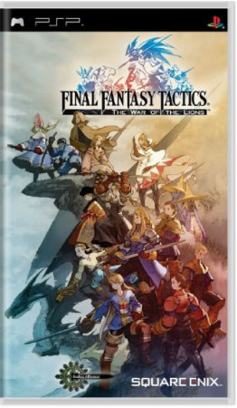 Jogo Final Fantasy Tactics Greatest - PSP Mídia Física Usado