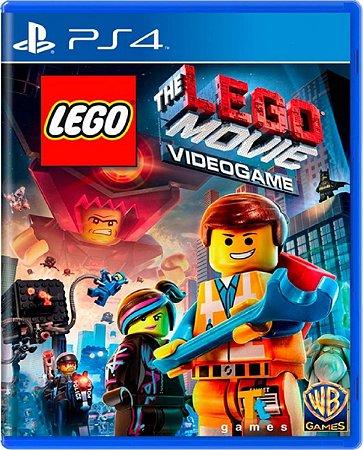 Jogo Lego The Lego Movie Video Game - Ps4 Mídia Física