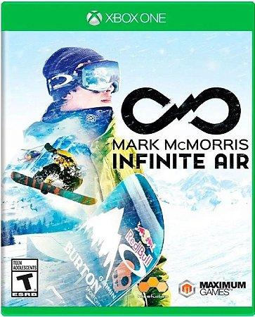 Jogo Mark McMorris Infinite Air - Xbox One Usado