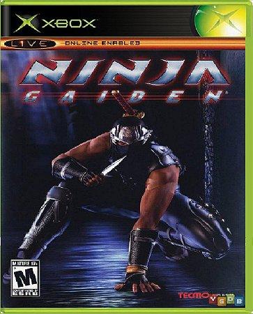 Jogo Ninja Gaiden - Xbox Mídia Física Usado