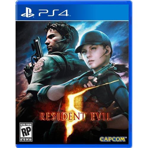 Jogo Resident Evil 5 - Ps4 Mídia Física Usado