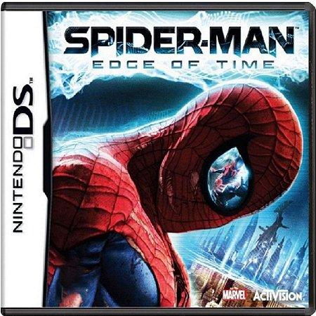 Jogo Spider Man Edge Of Time - Nintendo DS Usado