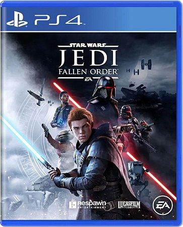 Jogo Star Wars - Jedi Fallen Order - PS4 Mídia Física