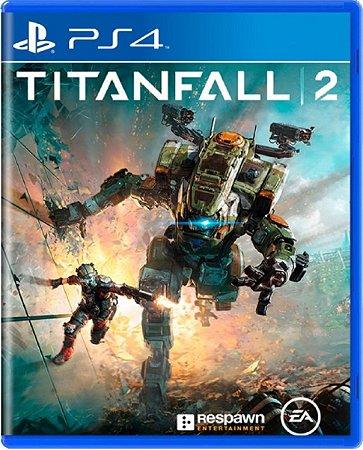 Jogo Titanfall 2 - Ps4 Mídia Física Usado