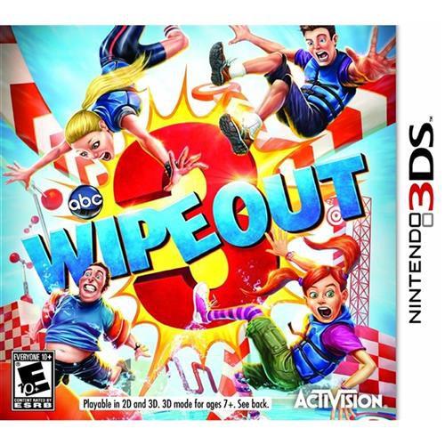Jogo Wipeout - Nintendo 3DS Usado
