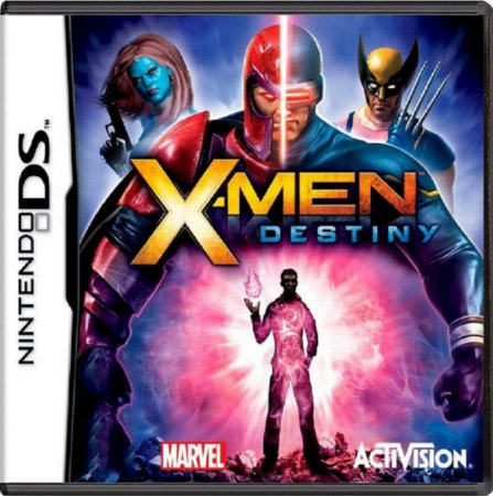 Jogo X Men Destiny - Nintendo DS Usado