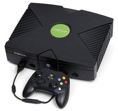Xbox Clássico 1 Geração