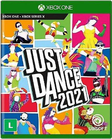 Jogo Just Dance 2021 - Xbox One Mídia Física