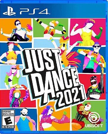 Jogo Just Dance 2021 - PS4 Mídia Física