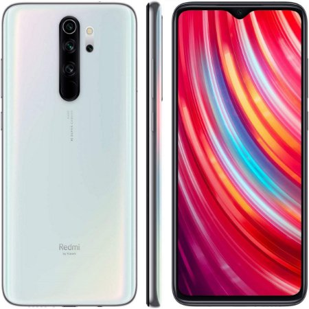 Xiaomi Redmi Note 8 Pro 128GB Pearl White 6GB RAM