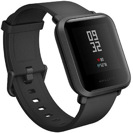 Smartwatch Amazfit Bip A1608 Onyx Black