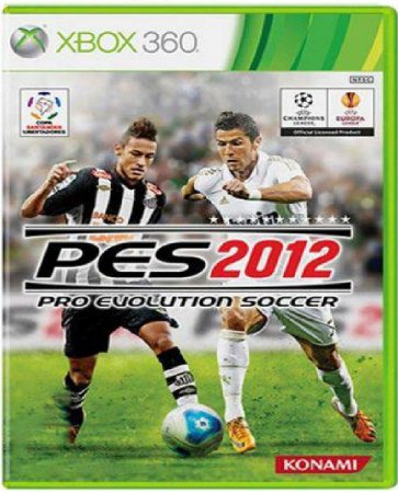 Jogo Pro Evolution Soccer 2012 - Xbox 360 Mídia Física Usado