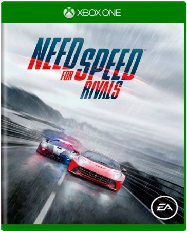 Jogo Need For Speed Rivals - Xbox One Mídia Física Usado