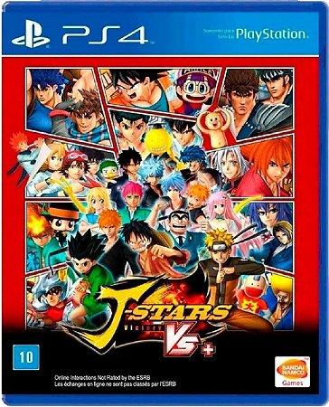 Jogo J Stars Victory VS+ - PS4 Mídia Física Usado