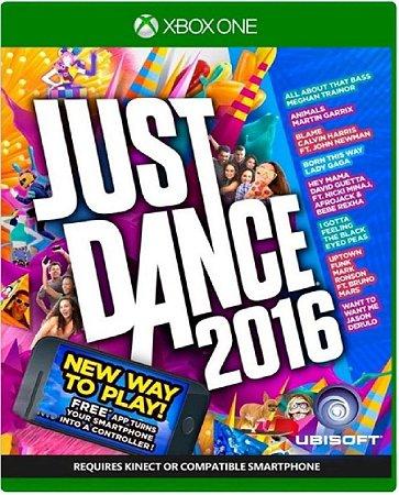 Jogo Just Dance 2016 - Xbox One Mídia Física