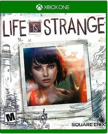 Jogo Life Is Strange - Xbox One Mídia Física