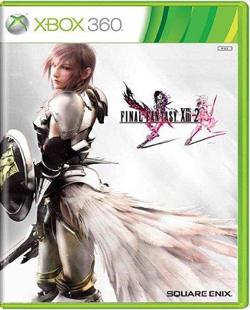Jogo Final Fantasy XIII 2 - Xbox 360 Mídia Física Usado