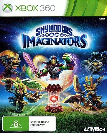 Jogo Skylanders Imaginators - Xbox 360 Mídia Física Usado