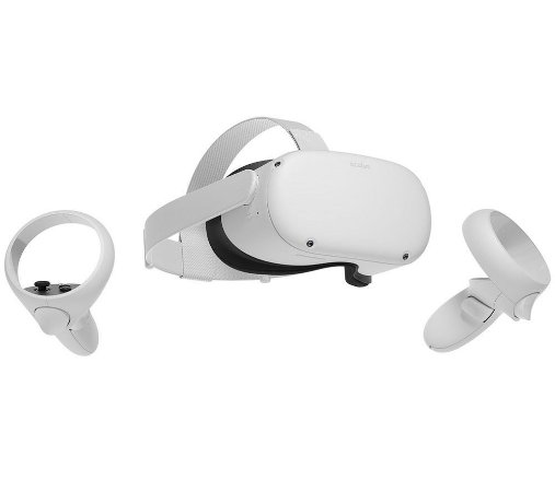 Oculus Quest 2 Advanced All-in-one Virtual Reality 256GB