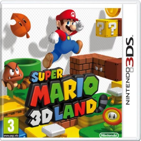 Jogo Super Mario 3D Land - Nintendo 3DS Usado