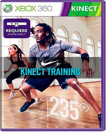 Jogo Kinect Training - Xbox 360 Mídia Física Usado