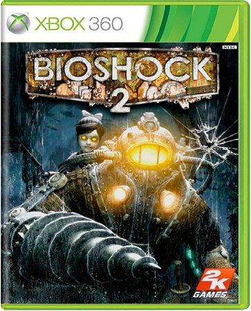 Jogo Bioshock 2 - Xbox 360 Mídia Física Usado