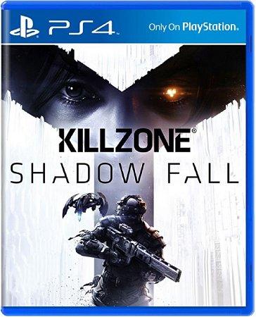 Jogo Killzone Shadow Fall - Ps4 Mídia Fìsica Usado