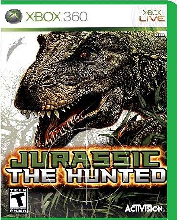 Jogo Jurassic The Hunted - Xbox 360 Mídia Física Usado