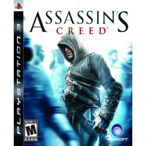 Jogo Assassin's Creed - Ps3 Mídia Física Usado