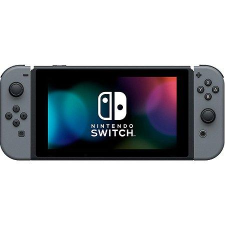 New Nintendo Switch 32GB Standard Gray Usado