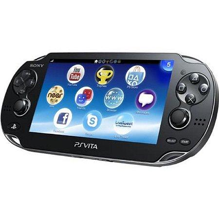 Sony PsVita Pch 2000 Usado
