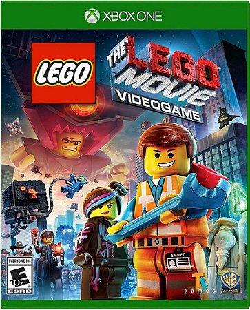 Jogo The LEGO Movie Video Game - Xbox One Mídia Física Usado