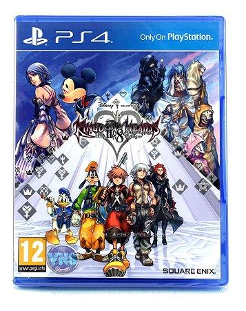 Jogo Kingdom Hearts HD 2.8 Final Chapter Prologue Ps4 Usado