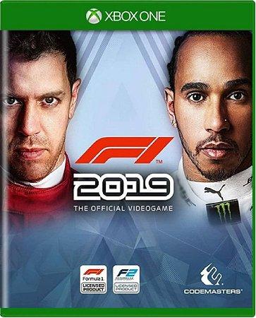 Jogo Formula 1 2019 - Xbox One Mídia Física Seminovo