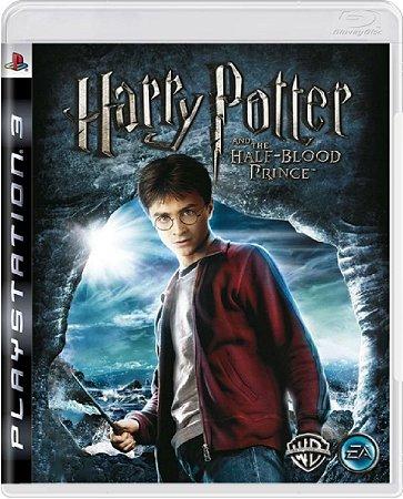 Jogo Harry Potter And The Half-Blood Prince - PS3 Usado