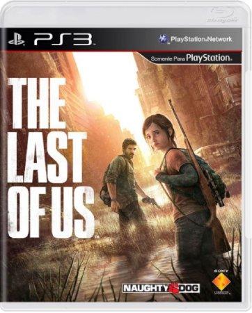 Jogo The Last of Us - Ps3 Mídia Física Usado