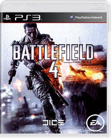 Jogo Battlefield 4 - Ps3 Mídia Física Usado