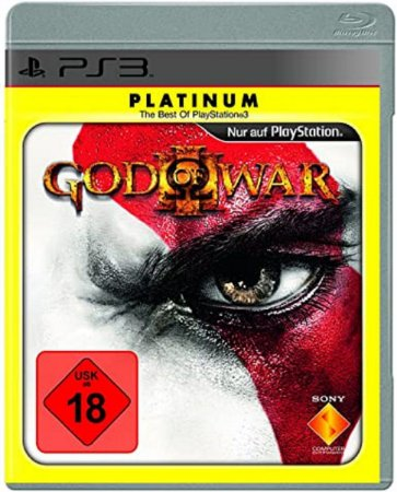 Jogo God of War 3 Platinum - Ps3 Mídia Física Usado