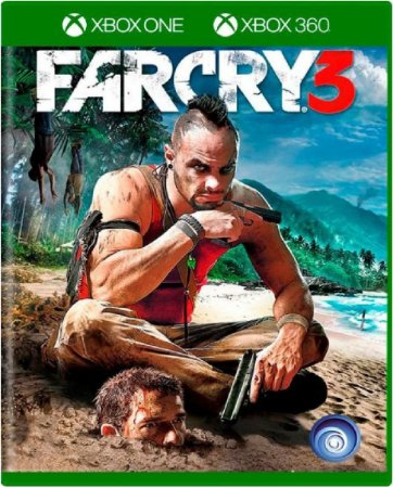 Jogo Farcry 3 - Retro compatível - Xbox One Mídia Física Usado