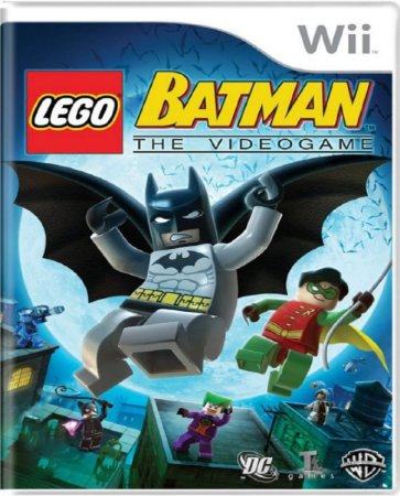 Jogo Lego Batman The Video Game  - Nintendo Wii Usado