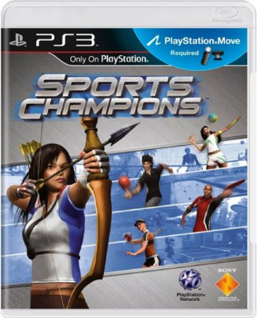 Jogo Sports Champions - Ps3 Mídia Física Usado