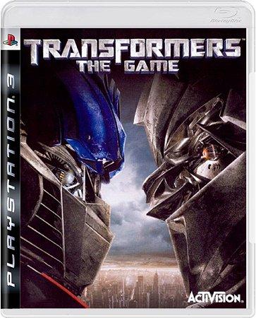Jogo Transformers The Game - PS3 Mídia Física Usado