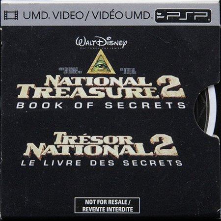 UNV Video National Treasure 2 - PSP Usado