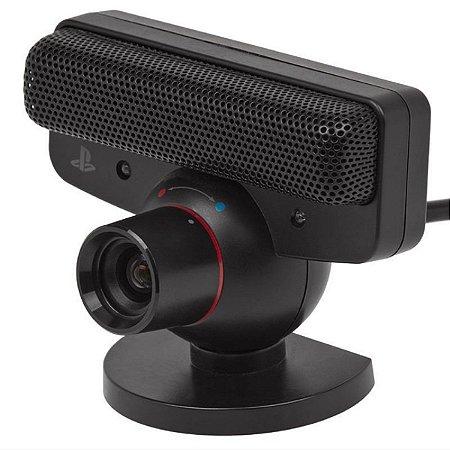Câmera Playstation Eye Seminovo - Ps3