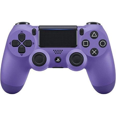 Controle Original Sony Purple Seminovo - PS4