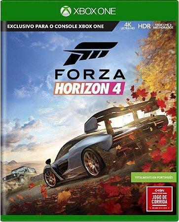 Jogo Forza Horizon 4 - Xbox One Mídia Física Usado