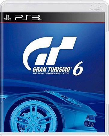 Jogo Gran Turismo 6 - Ps3 Mídia Física Usado